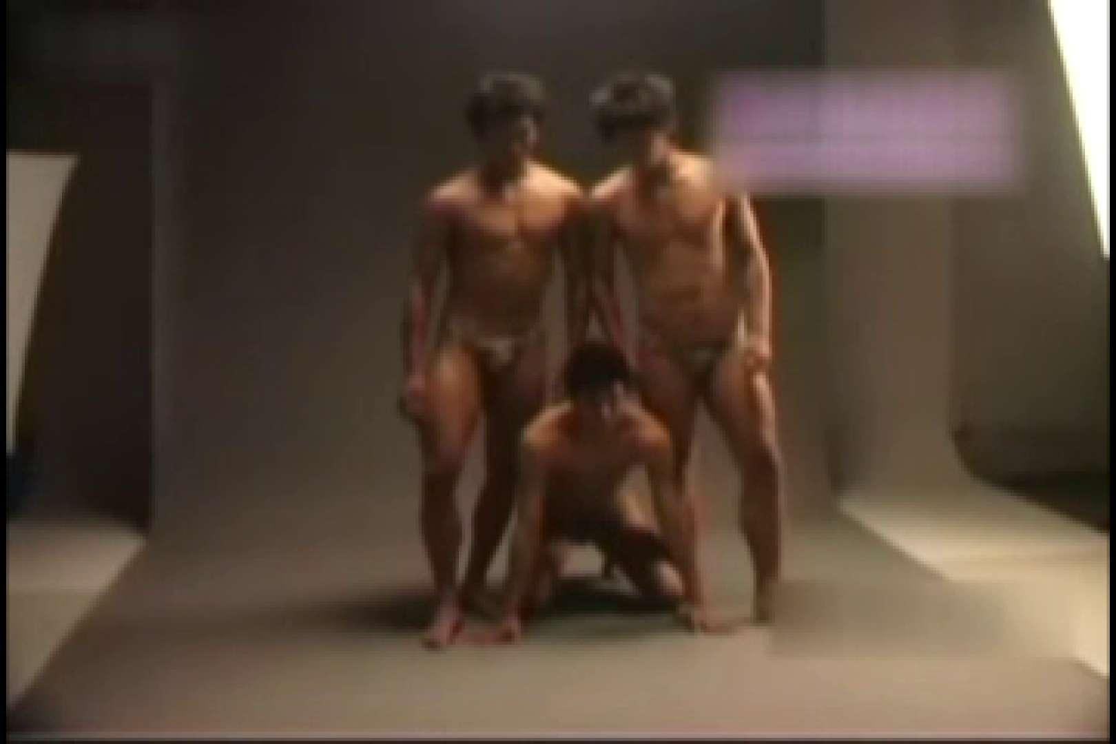 中出有名ゲイ雑誌★魅力●生★付録DVD収録スーパーモデルヌードvol4 モデル  98pic