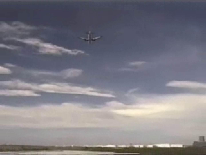晴天の青空の下、空き地でSEX! 男  96pic