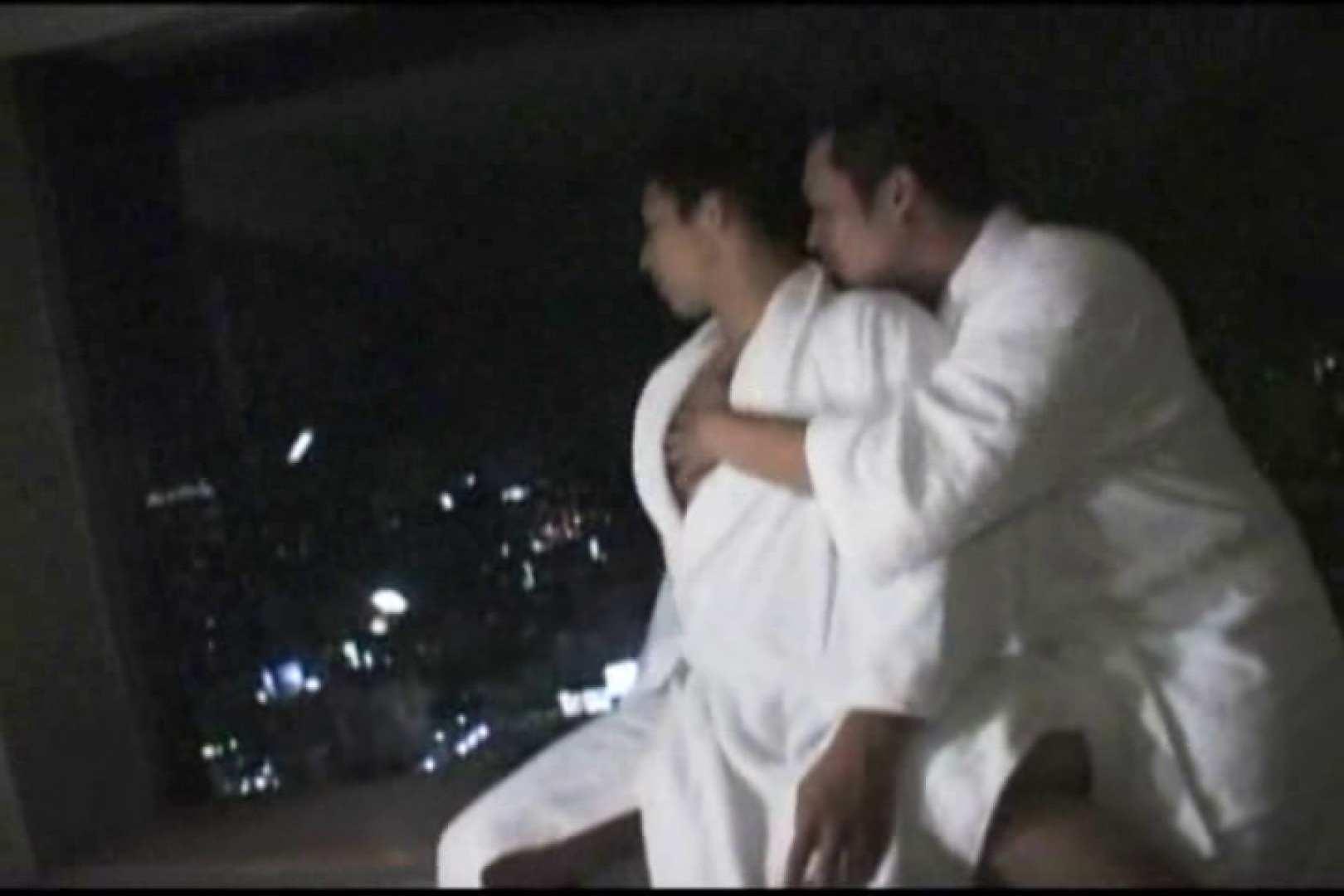 ホテルで密会!!夜景をバックに濃密ファック!! 裸  63pic