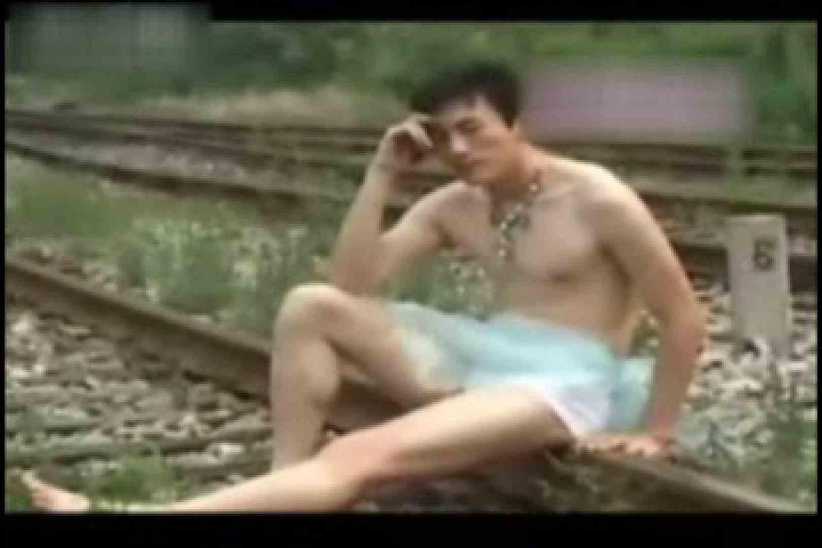 中出有名ゲイ雑誌★魅力●生★付録DVD収録スーパーモデルヌードvol3 モデル  81pic