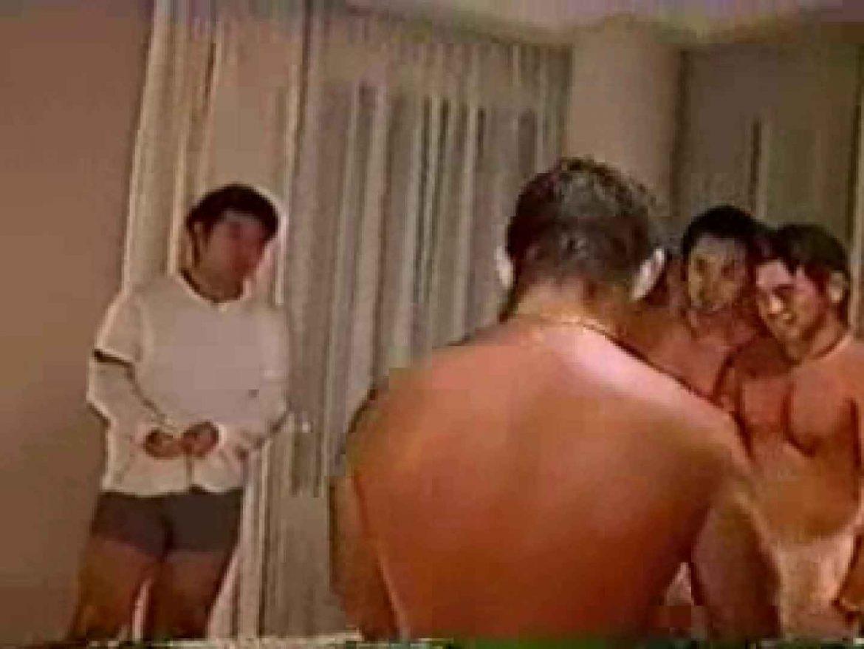 パワフルガイ伝説!肉体派な男達VOL.6(集団オナニー編) 体育会系  89pic